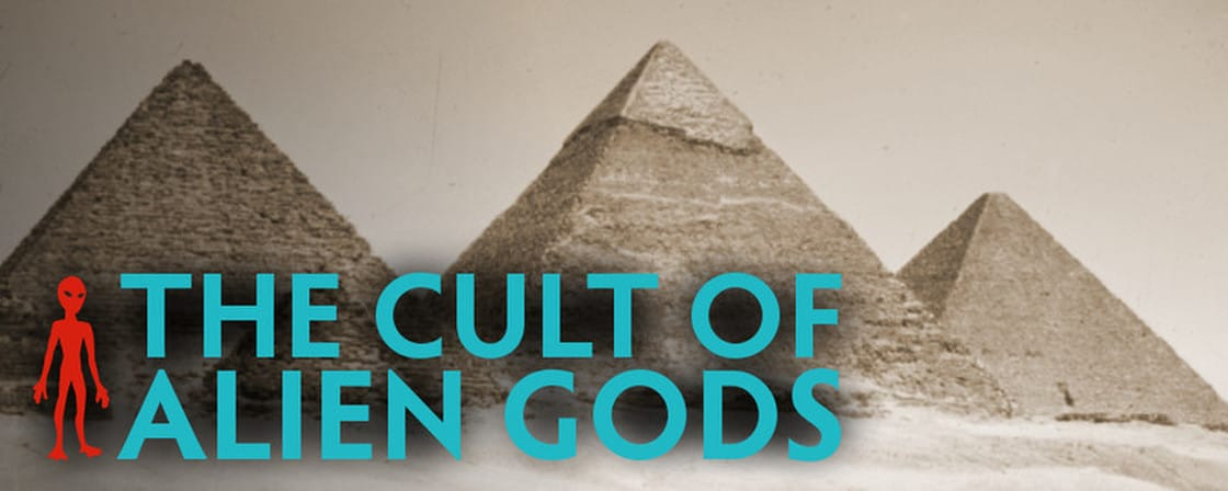 The Cult of Alien Gods H.P Lovecraft And Extraterrestrial Pop Culture