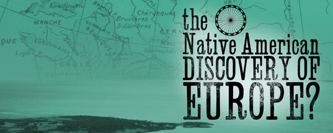Native American Discovery of Europe - Jason Colavito